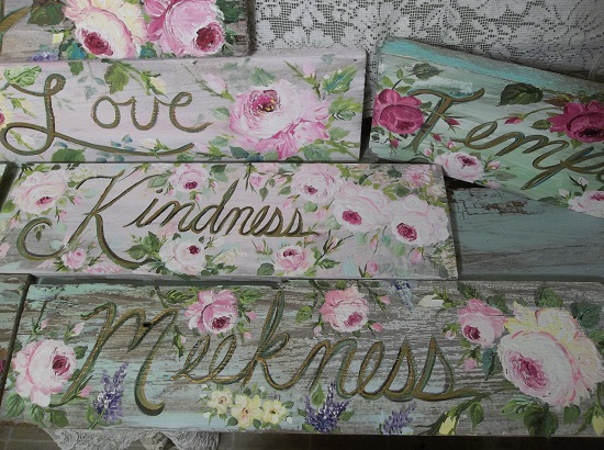 (Kindness) Handpainted Sign