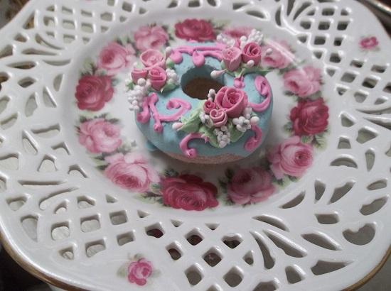 (Tatianna) Decorated Mini Donut