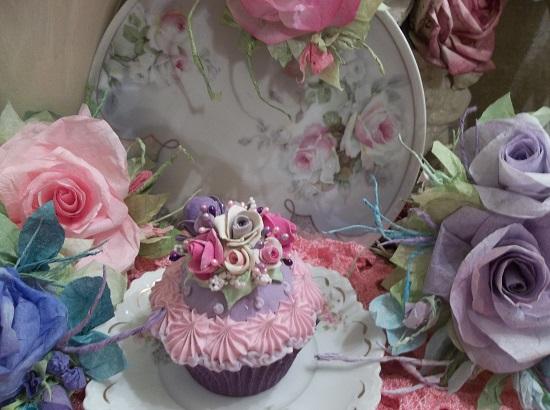 (Dawn) Fake Cupcake
