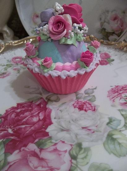 (Shirley Sherbet) Fake Cupcake