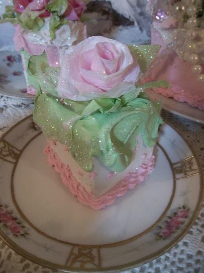 (Dottie Rosa) Fake Cake Slice