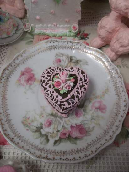 (Mini Chocolate Cake) Mini Marvel