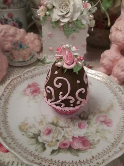 (Beatrix) Fake Chocolate Egg