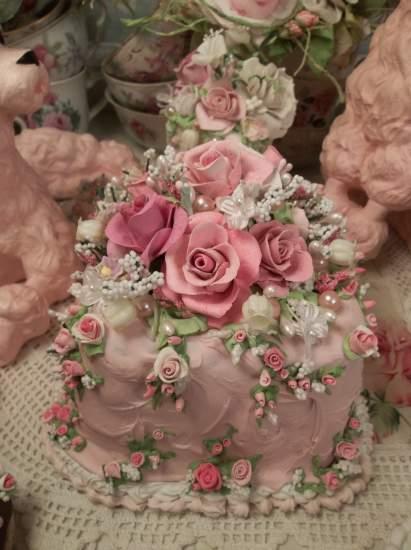 (Gorgeous) Fake Cake