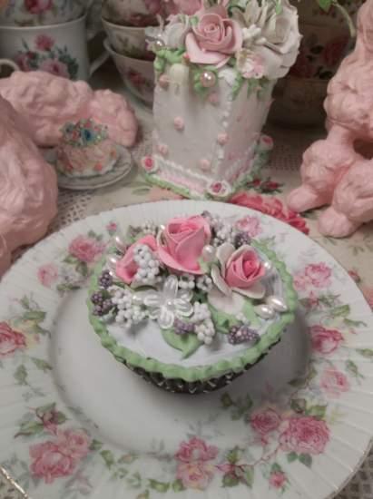 (Diantha) Fake Cupcake