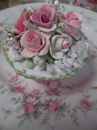 (Kallie) Fake Cupcake