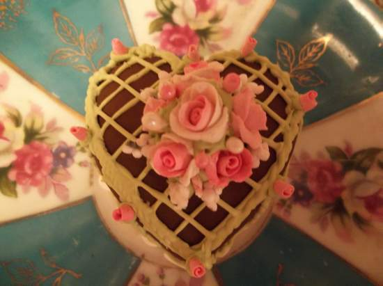 (Lattice Lilly) Mini Marvel Small Cake