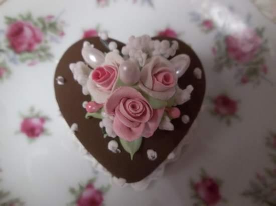 (Dottie Spottie) Mini Marvel Small Cake
