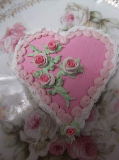 (Bouquet Of Roses) Fake Cookie