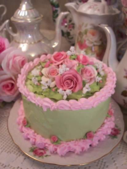 (Gracie) Fake Cake
