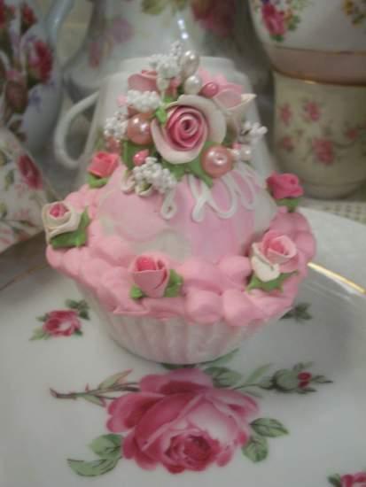 (Mayla) Fake Cupcake