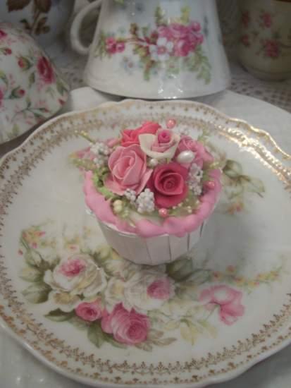(Rosandra) Mini Cupcake