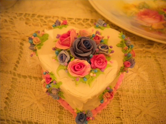 (Harper) Fake Cake