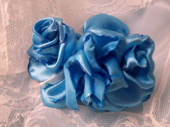 (Gemma) Satin Rose