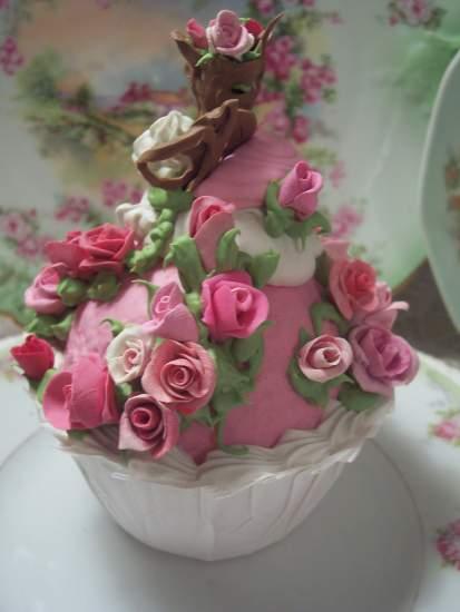 (FleurDeCupcake) Fake Cupcake