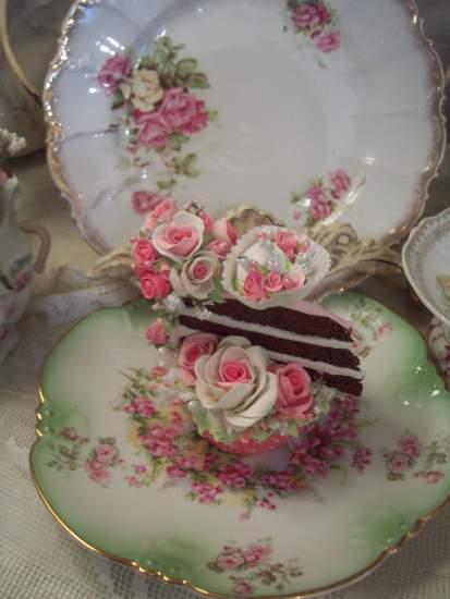 (TripleDeckerCupcake) Fake Cupcake