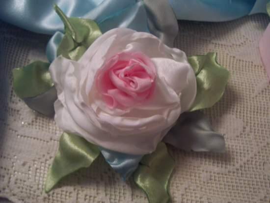 (StrawberryIceRose) Satin Rose