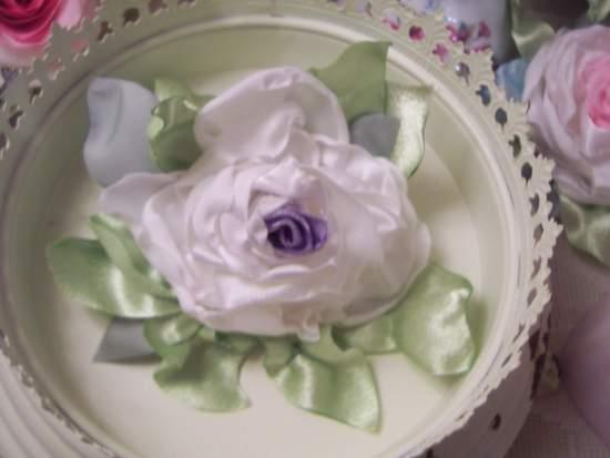 (LavenderHeart) Satin Rose