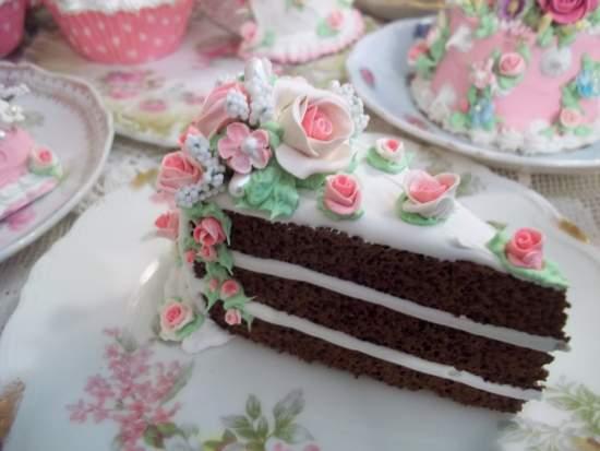 (QueenChocoRose) Fake Cake Slice