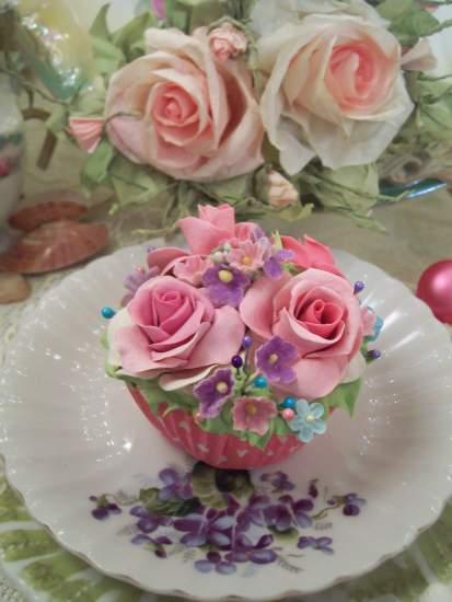(SummersFair) Fake Cupcake