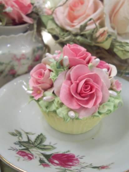 (Maudie) Fake Cupcake