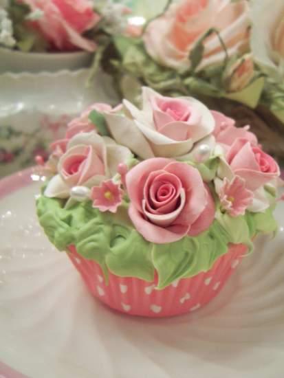 (Mabelle) Fake Cupcake