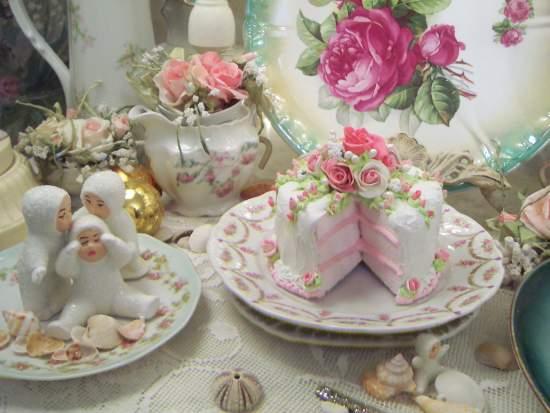 (TiffanyRose) Fake Cake
