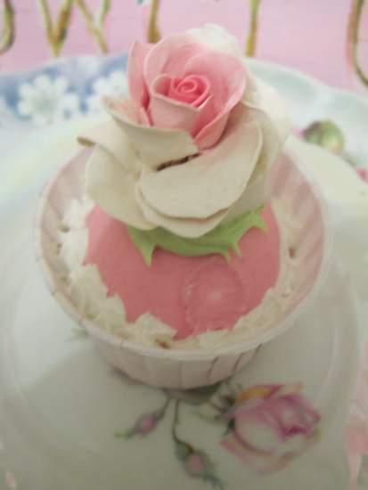 (TreatA) Fake Cupcake