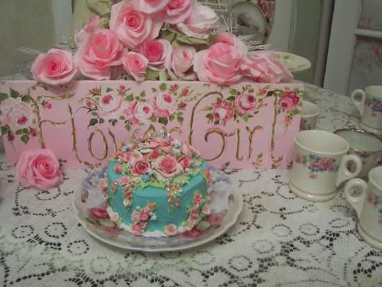 (Mandoline) Fake Cake