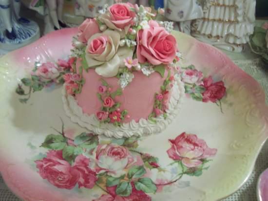 (Vanessa) Funky Junk Fake Cake
