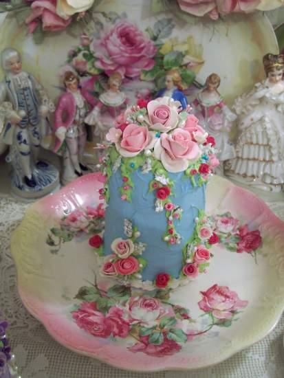 (Marissa) Fake Cake