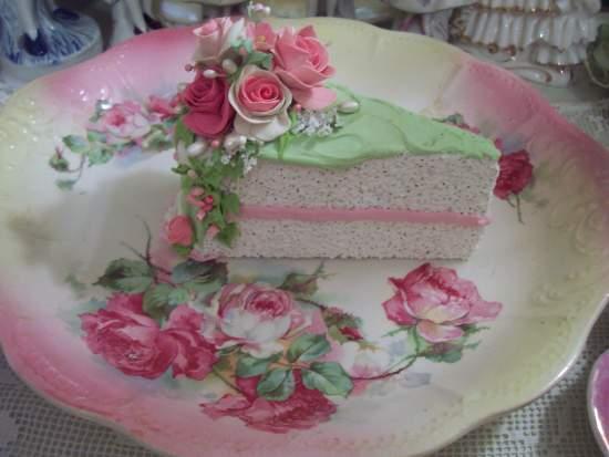 (LaDonna) Fake Cake Slice