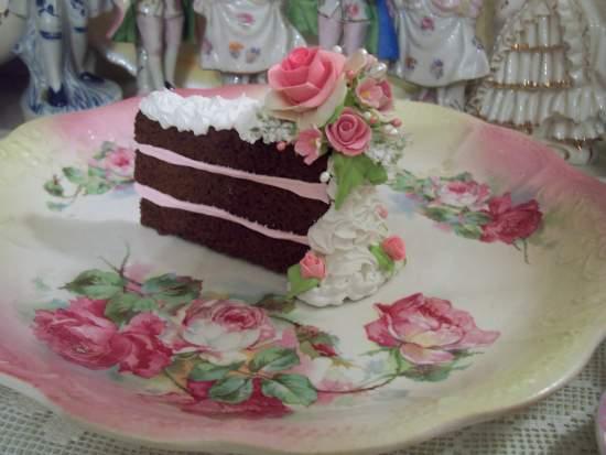 (MaDawna) Fake Cake Slice