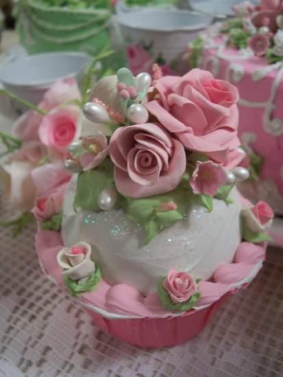 (EdenDawn) Fake Cupcake