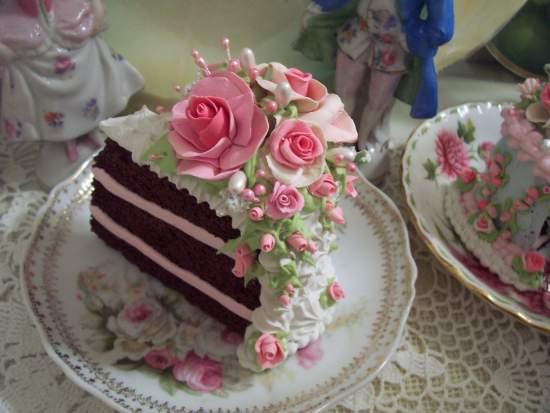(PrettyPatricia) Fake Cake Slice