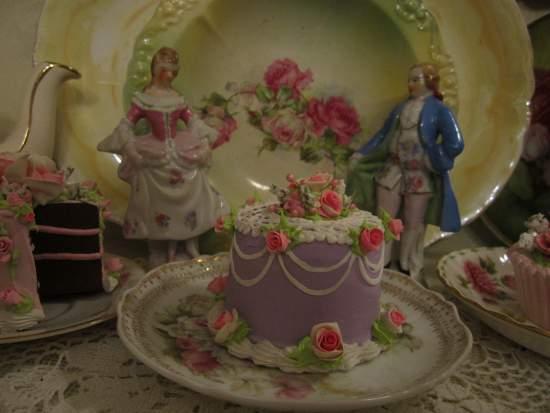 (LavenderLovliness) Fake Cake