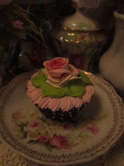 (SweetlySweet) Fake Cupcake