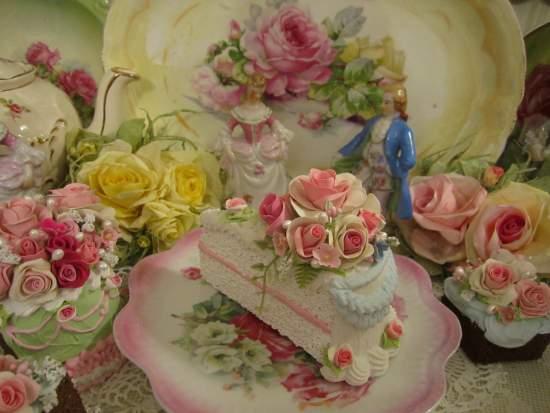 (Rosandra) Fake Cake Slice